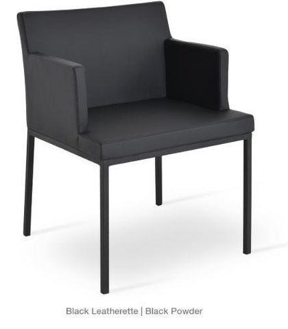 Soho Metal Armchair
