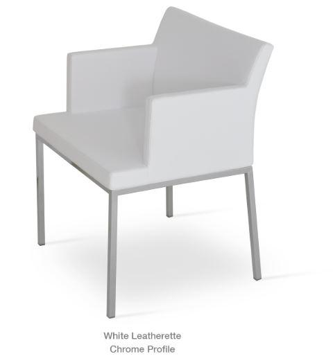 Soho Metal Armchair - YourBarStoolStore + Chairs, Tables and Outdoor - 1
