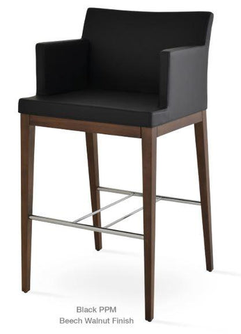 Soho Concept Soho Wood Counter Stools - YourBarStoolStore + Chairs, Tables and Outdoor - 2