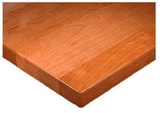 Economy Solid Maple Plank Tabletops