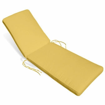 Compamia Sunrise Chaise Lounge Cushion (See Optional Acrylic Fabric Colors) ISP078-C - YourBarStoolStore + Chairs, Tables and Outdoor  - 5