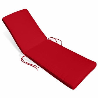 Compamia Sunrise Chaise Lounge Cushion (See Optional Acrylic Fabric Colors) ISP078-C - RestaurantFurniturePlus + Chairs, Tables and Outdoor  - 1