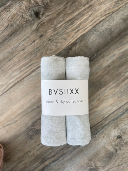BVSIIXX Jade Towel Set