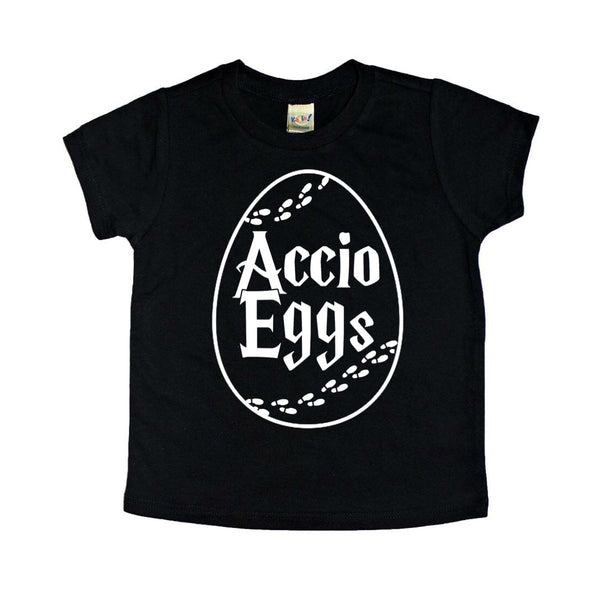 Accio Eggs Easter tee/Spring Tee