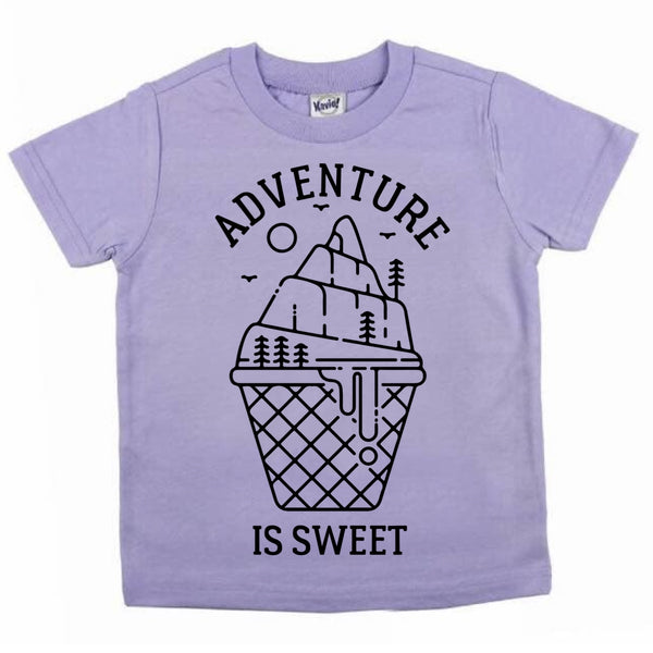 Adventure is Sweet nature tee