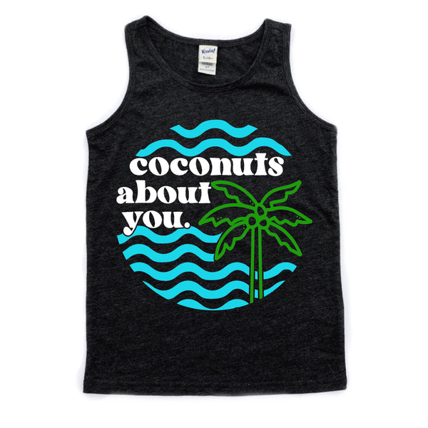 Coconuts About You tank