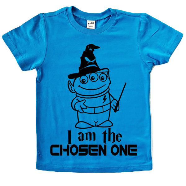 I Am the Chosen One tee