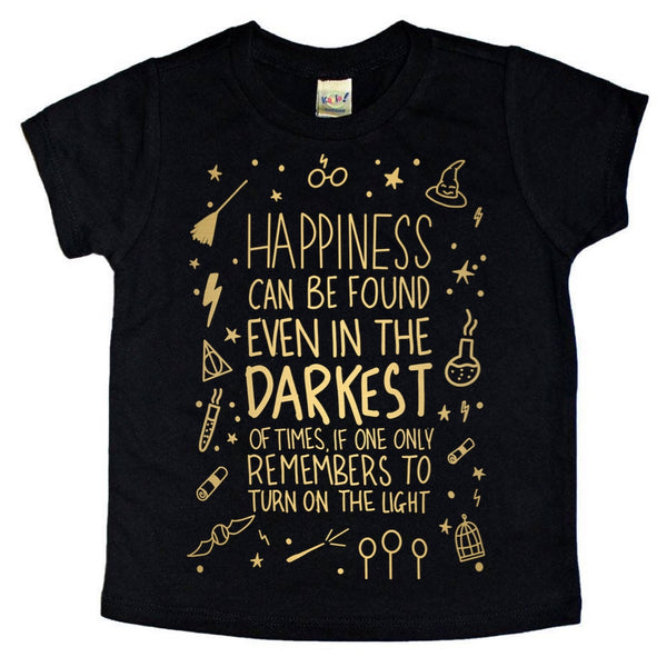 Happiness Can Be Found tee