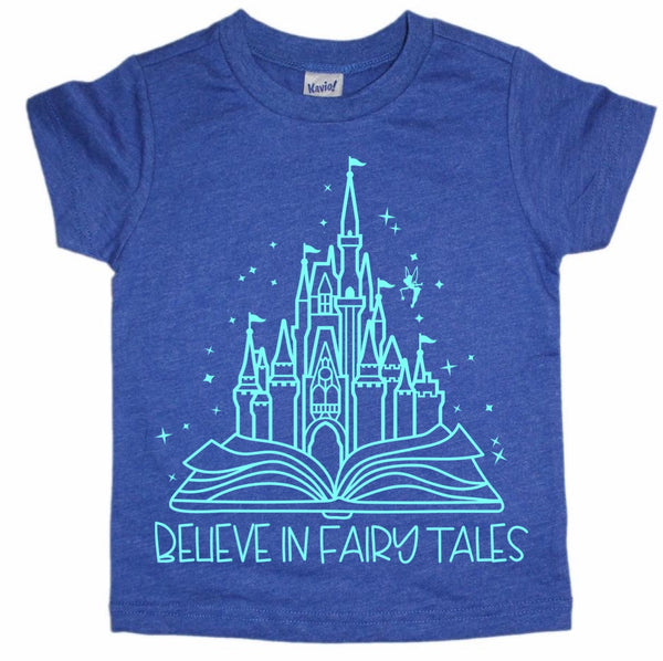 Believe in Fairy Tales tee