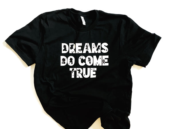 RTS *Slight Flaw* Adult L Dreams tee