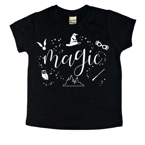 Magic wizard tee