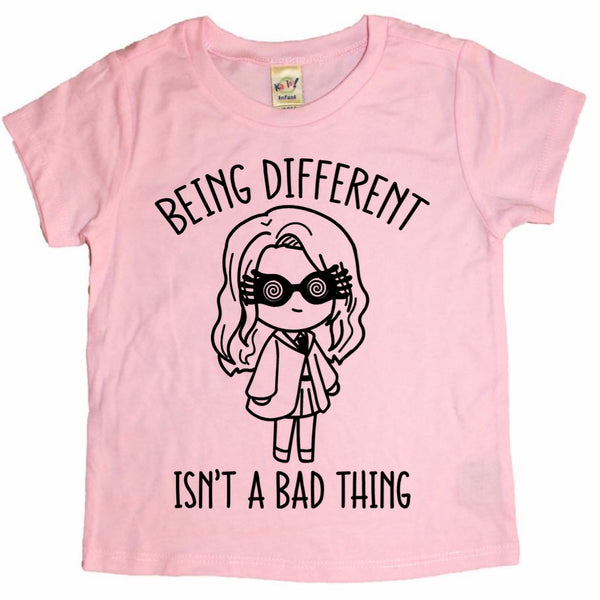 Being Different Isn't a Bad Thing tee