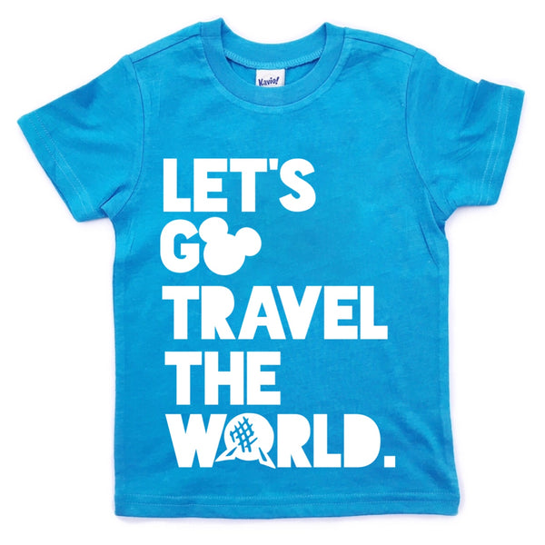 Let's Go Travel the World