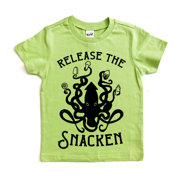 Release the Snacken tee