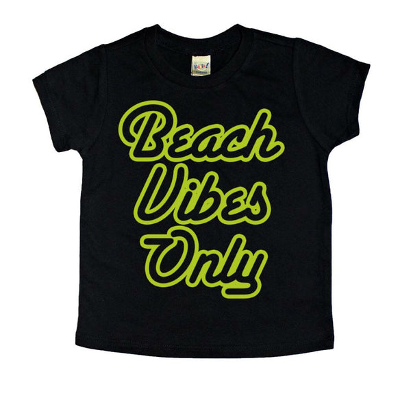 Beach Vibes Only tee
