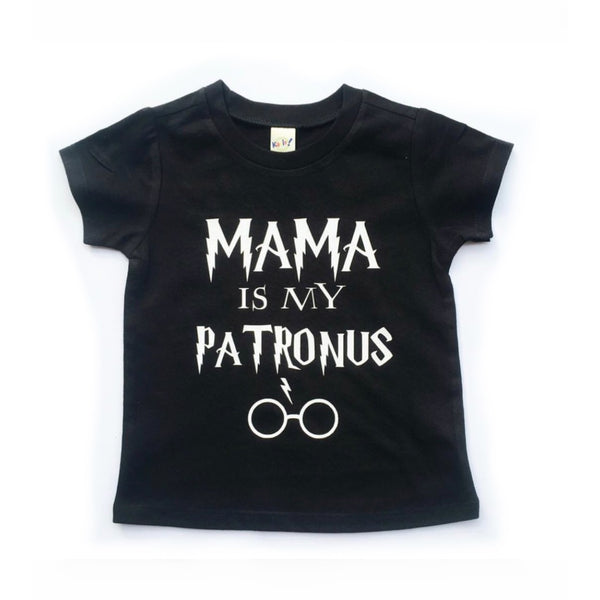 Mama Is My Patronus tee