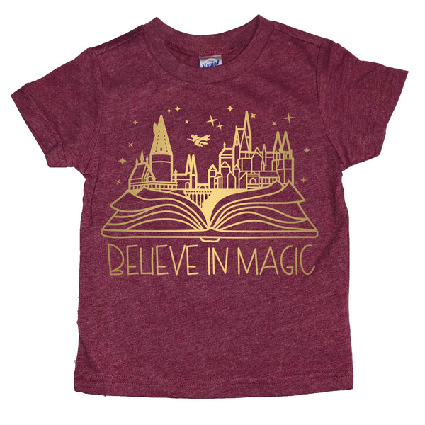 Believe In Magic tee