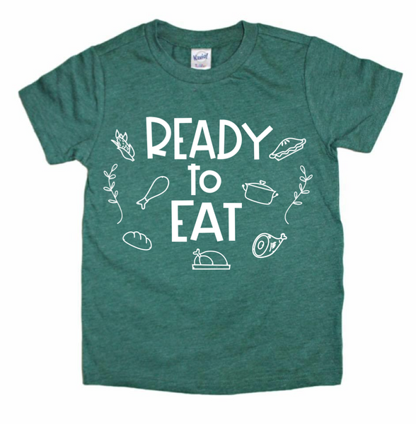 Ready to Eat tee