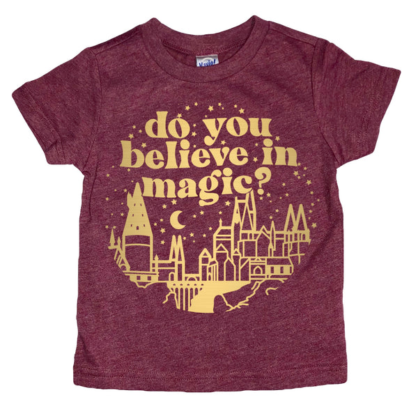 Do You Believe in Magic? Tee