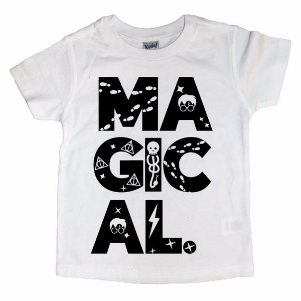 MAGICAL tee (Wizard Version)