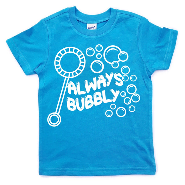 Always Bubbly spring tee