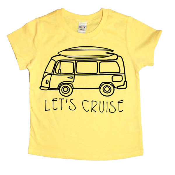 Let's Cruise tee