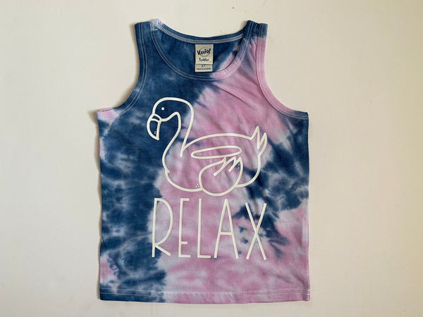 2T Relax RTS tank