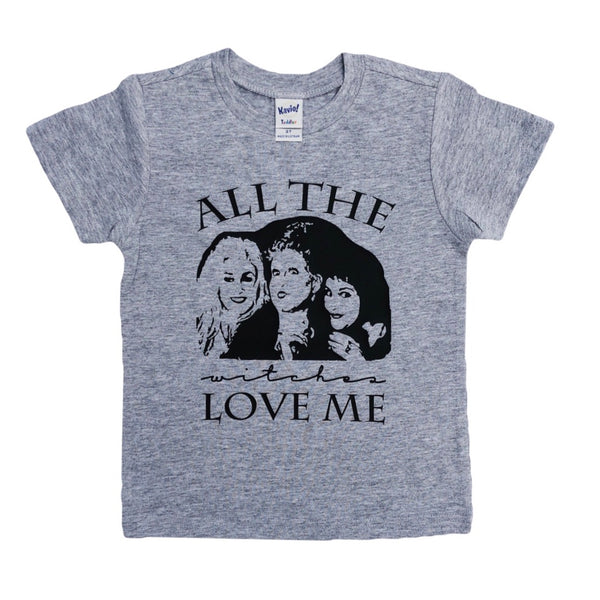 All the Witches Love Me tee