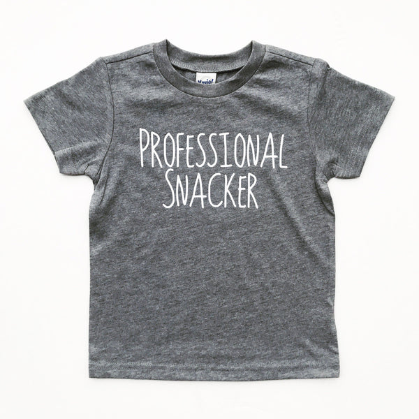 Professional Snacker tee