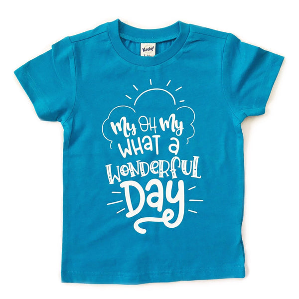 Wonderful Day Spring shirt