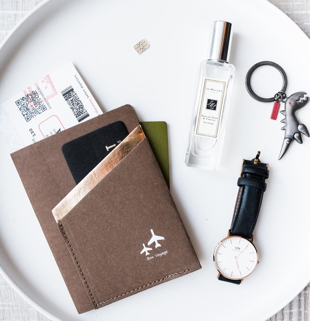 Voyage Passport Holder
