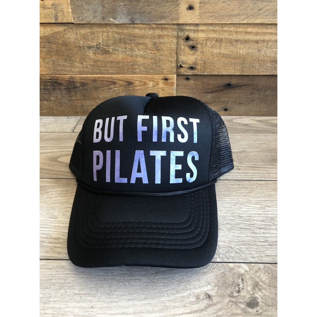 Tiny Truckers 'Exercise' Hats