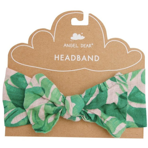 Angel Dear Headband Pink Tropics