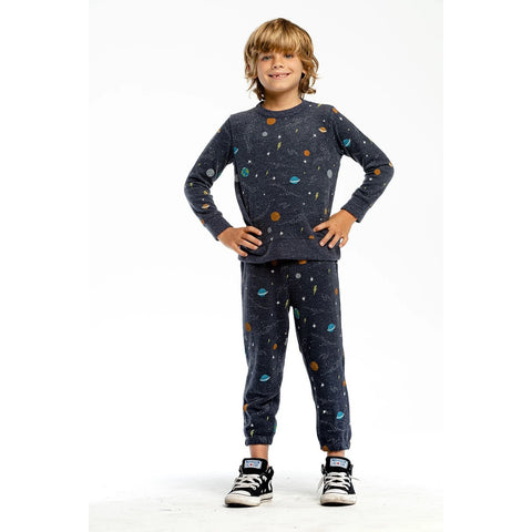 Chaser Kid Planet Pant