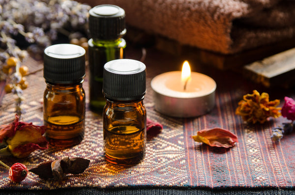 Body Balancing Massage Oils