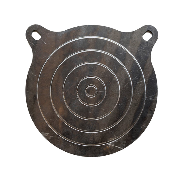 "600 Yard Engraved 12"" Competition Gong - Field & Cave Outfitters"