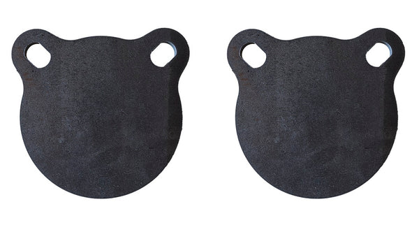 "Set of 2 - 3/8"" AR500 Targets - Field & Cave Outfitters"