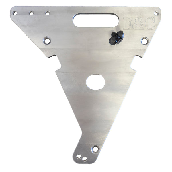 Sinclair Competition Rest Aluminum Base Plate - Field & Cave Outfitters