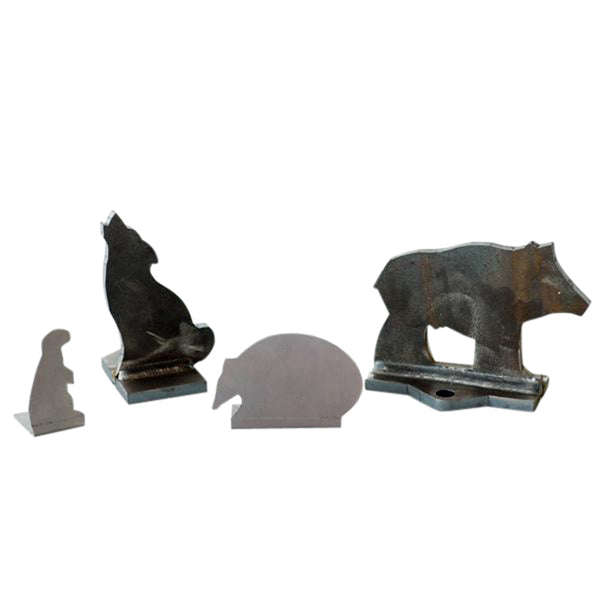 Varmint Benchrest Silhouette Targets - Field & Cave Outfitters