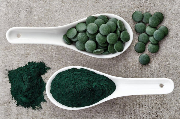 Skin From Within <br> Spirulina