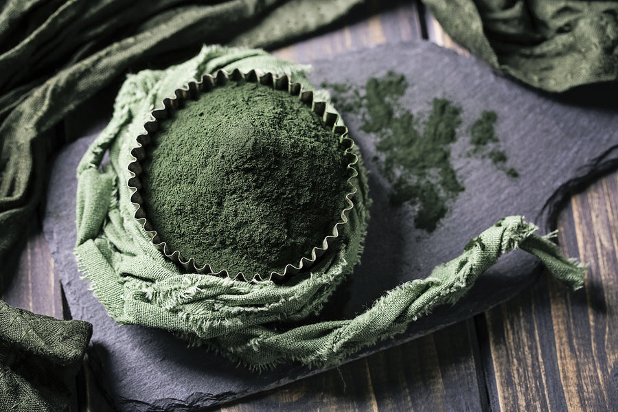 Spirulina Powder supplement for autoimmune disease