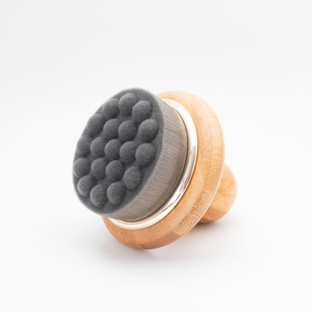 Bamboo Charcoal Facial Brush