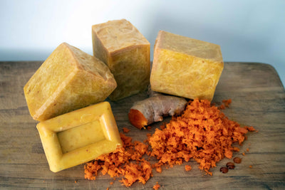 Carrot & Turmeric Facial Bar
