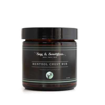 Menthol Chest Rub