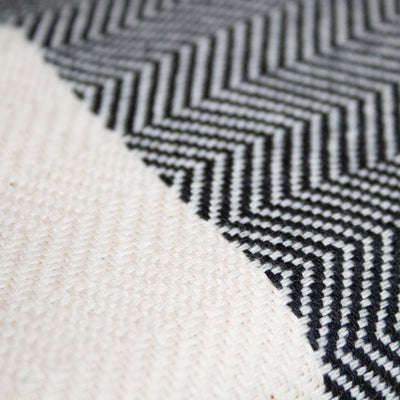 Turkish Towel (Peshtemal)  Zig Zag Pattern