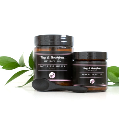 Goddess Body Bliss Butter Botanical Skincare Aromatherapy Canada