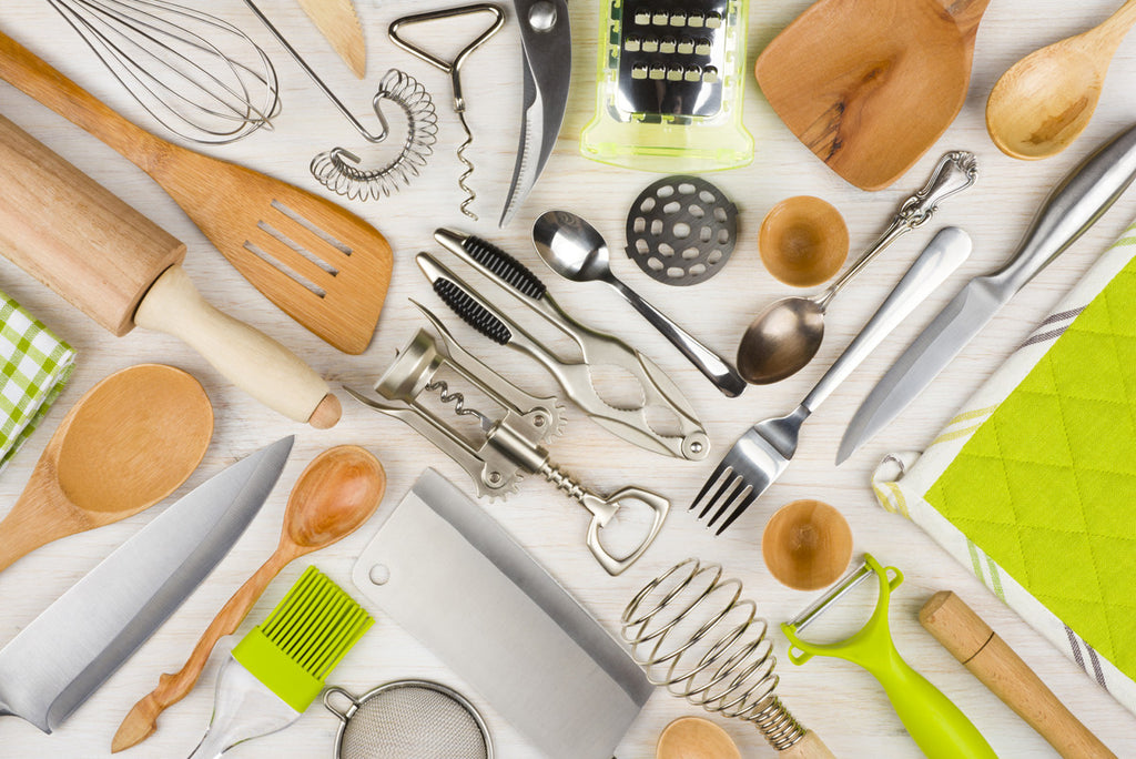 21 Essential Kitchen Utensils You Can't Do Without