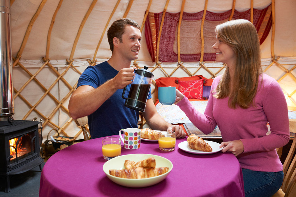 Five Recipes to Make Your Glamping Trip Amazing