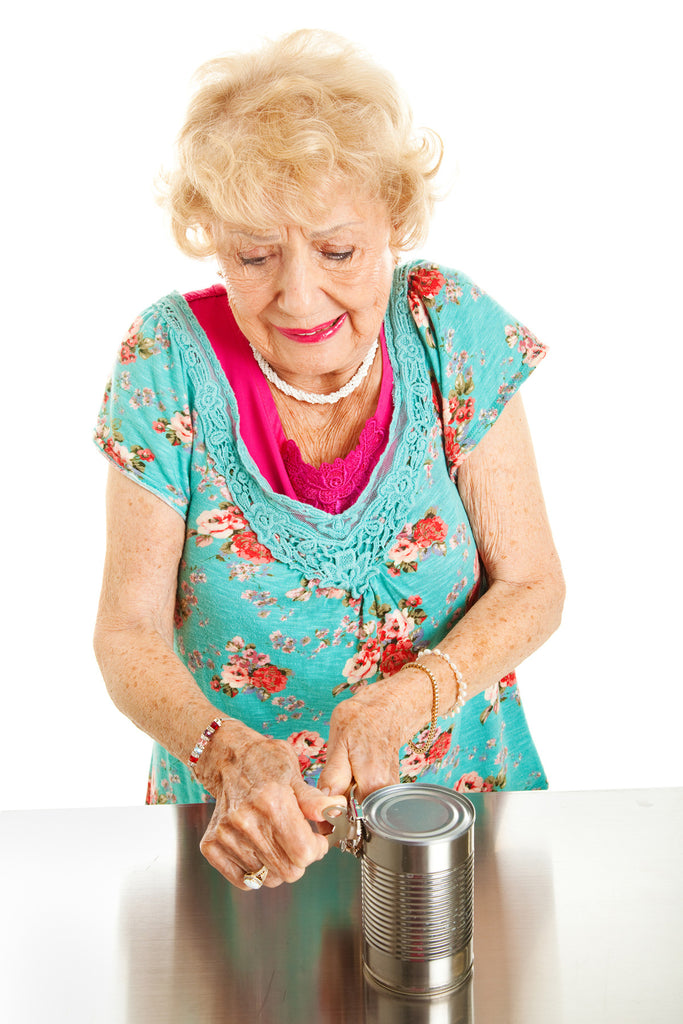 How a Can Opener Can Affect Your Arthritis