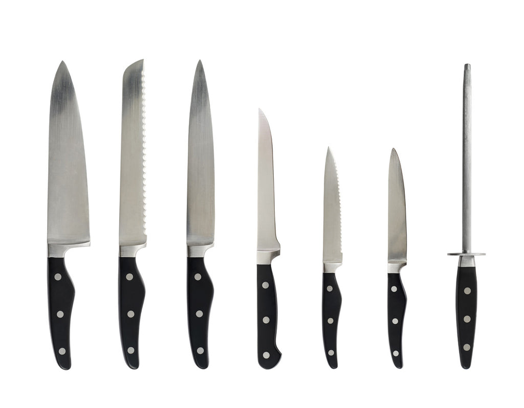 The Ultimate Kitchen Knife Guide